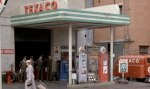 A Texaco Full Service Station Circa 1955