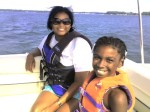 Charlene and Zion at Big Day at the Lake 5