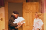 The out of breath delivery man in Barefoot in the Park